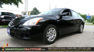 Used 2010 Nissan Altima 2.5 S|LOW KM|NO ACCIDENT|PUSH START|CERTIFIED for sale in Oakville, ON