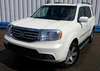 Used 2014 Honda Pilot Touring *NAVIGATION-DVD PLAYER* for sale in Kitchener, ON