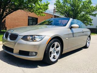Used 2007 BMW 3 Series 328I for sale in Mississauga, ON