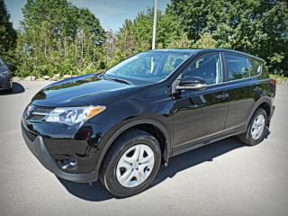 Used 2015 Toyota RAV4 Traction intégrale, LE **64$/sem** for sale in Saint-raymond, QC