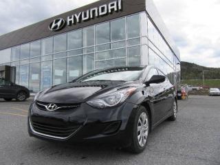 Used 2013 Hyundai Elantra GL for sale in Corner Brook, NL