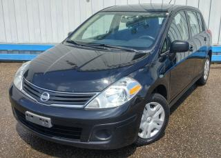 Used 2012 Nissan Versa 1.8 S *SUNROOF* for sale in Kitchener, ON