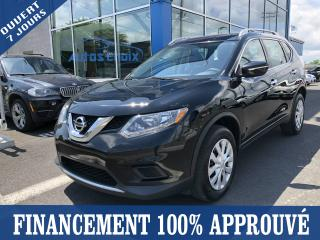 Used 2014 Nissan Rogue S AWD for sale in Longueuil, QC