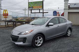 Used 2013 Mazda MAZDA3 GX for sale in St-Georges-Est, QC