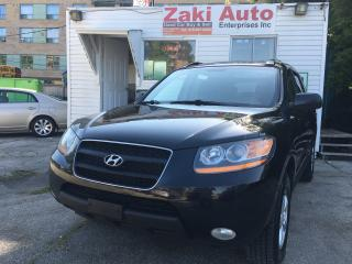 Used 2009 Hyundai Santa Fe GLS Safety And E Test is Included The Price for sale in Scarborough, ON