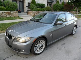 Used 2010 BMW 3 Series 328i xDrive, CERTIFIED, AWD, SPORT PKG for sale in Etobicoke, ON