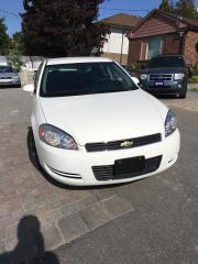 Used 2008 Chevrolet Impala LS for sale in Bradford, ON