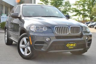 Used 2011 BMW X5 35D for sale in Oakville, ON