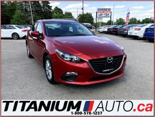 Used 2015 Mazda MAZDA3 GS-SKY+GPS+Camera+Heated Seats+BlueTooth+Sky Activ for sale in London, ON