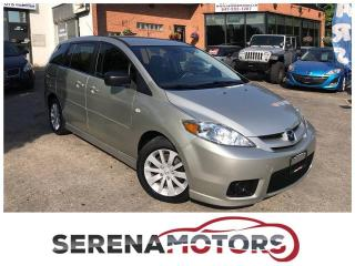 Used 2007 Mazda MAZDA5 GS | NO ACCIDENTS | LOW KM'S for sale in Mississauga, ON