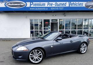 Used 2007 Jaguar XK Convertible for sale in Langley, BC