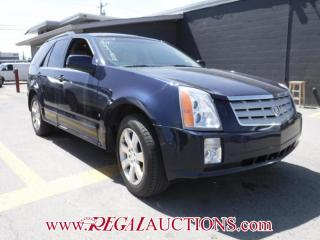 Used 2008 Cadillac SRX  4D UTILITY AWD for sale in Calgary, AB