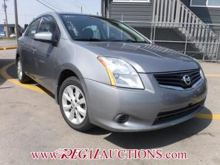 Used 2011 Nissan SENTRA BASE 4D SEDAN AT for sale in Calgary, AB