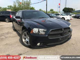 Used 2012 Dodge Charger SXT | V6 | CAM | BLUETOOTH for sale in London, ON