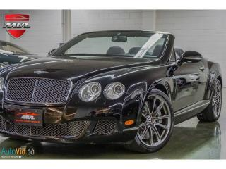 Used 2011 Bentley Continental GTC SPEED SPEED for sale in Oakville, ON