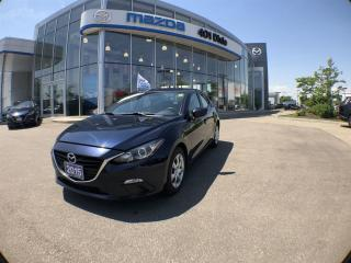 Used 2015 Mazda MAZDA3 GX, 1.9% AVAILABLE, NO ACCIDENTS for sale in Mississauga, ON