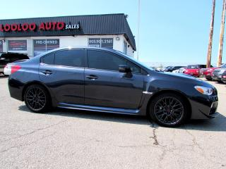 Used 2017 Subaru Impreza WRX STi STI SPORT PKG AWD CAMERA BLUETOOTH CERTIFIED for sale in Milton, ON