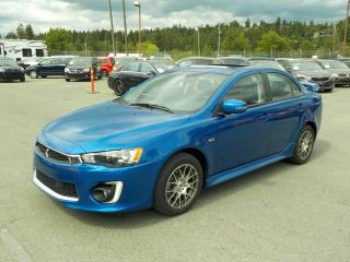 Used 2016 Mitsubishi Lancer ES CVT for sale in Burnaby, BC