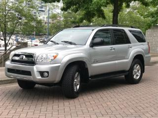 Used 2007 Toyota 4Runner 7 PASSENGER,NO ACCIDENT,PREVIUS US,4X4 for sale in Vancouver, BC