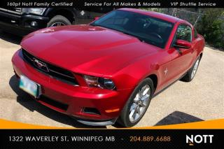 Used 2011 Ford Mustang V6 305hp Local Owner Heated Se for sale in Winnipeg, MB