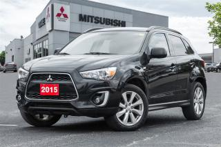 Used 2015 Mitsubishi RVR 4WD GT (Offered Until 01.2015) for sale in Mississauga, ON