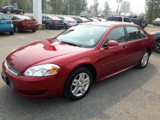 Used 2013 Chevrolet Impala LT for sale in Quesnal, BC