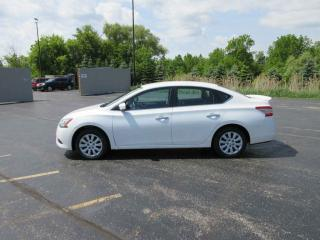 Used 2013 Nissan Sentra S FWD for sale in Cayuga, ON
