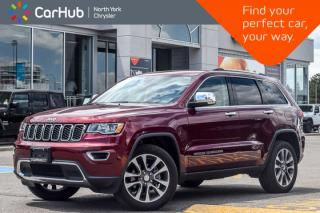 Used 2018 Jeep Grand Cherokee Limited AWD R_Start Keyless_Go Heat Seats Pkng_Sensors for sale in Thornhill, ON