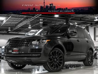 Used 2015 Land Rover Range Rover SUPERCHARGED|MASSAGE|22