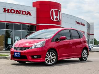 Used 2013 Honda Fit for sale in Milton, ON