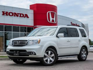 Used 2013 Honda Pilot for sale in Milton, ON