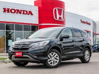 Used 2015 Honda CR-V for sale in Milton, ON