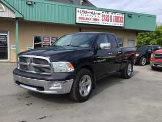 Used 2012 RAM 1500 SLT for sale in Bolton, ON