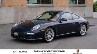 Used 2011 Porsche 911 Carrera Coupe PDK for sale in Vancouver, BC