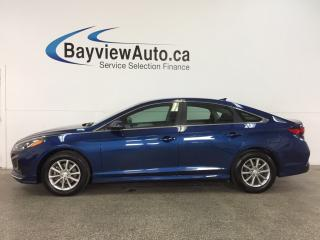 Used 2018 Hyundai Sonata GL - ALLOYS! ECO MODE! HTD SEATS! BLUETOOTH! BSD! for sale in Belleville, ON