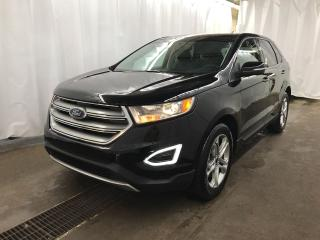 Used 2017 Ford Edge Titanium for sale in Waterloo, ON