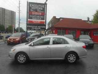 Used 2010 Toyota Corolla CE / ICE COLD AC/ POWER GROUP/ for sale in Scarborough, ON