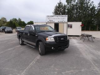 Used 2008 Ford F-150 XLT FX4 4X4 4 DOOR for sale in Elmvale, ON