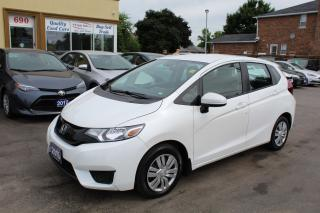 Used 2015 Honda Fit LX Bluetooth Backup Cam for sale in Brampton, ON