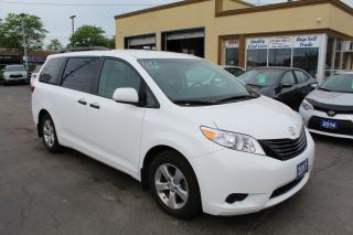 Used 2017 Toyota Sienna for sale in Brampton, ON