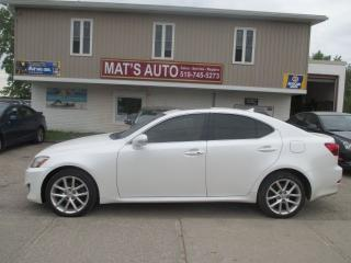 Used 2012 Lexus IS 250 IS for sale in Waterloo, ON