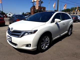 Used 2014 Toyota Venza LIMITED-NAV-PAN ROOF for sale in Hamilton, ON