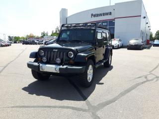 Used 2008 Jeep Wrangler Sahara Unlimited for sale in Ottawa, ON