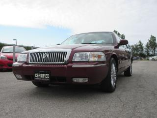 Used 2010 Mercury Grand Marquis LS / ONE OWNER / LEATHER SEATS for sale in Newmarket, ON