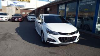 Used 2017 Chevrolet Cruze LT/BACKUP CAMERA/BLUETOOTH/IMMACULATE$16999 for sale in Brampton, ON