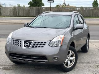 Used 2010 Nissan Rogue SL Sunroof|Paddle Shifter|AWD for sale in Mississauga, ON
