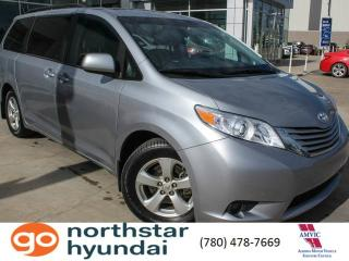 Used 2017 Toyota Sienna LE/BACKUPCAM/8PASS/HEATEDSEATS for sale in Edmonton, AB