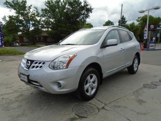 Used 2013 Nissan Rogue S AWD for sale in King City, ON