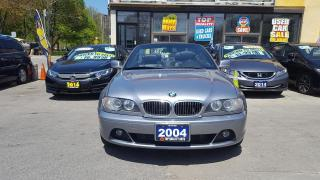 Used 2004 BMW 325Ci CI for sale in Scarborough, ON