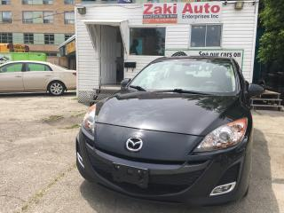 Used 2010 Mazda MAZDA3 GS Safety And E Test is Included The Price for sale in Scarborough, ON
